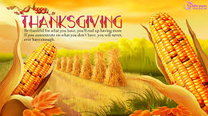 Thanksgiving Quotes with Greeting Cards and Wallpapers | Poetry