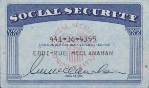 Current Card Social Security Mcclanahan - Rue 150 Price