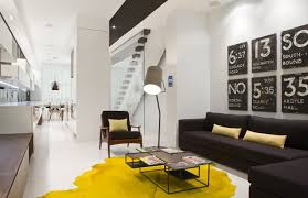 ... Amazing Gray Yellow And Black Living Room Yellow Room Interior  Inspiration 55 Rooms For Your Viewing ...