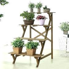 3 tier plant stand indoor plant tiered stands tiered plant stands wooden stand outdoor 3 vintage