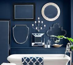 miranda capiz round wall mirror