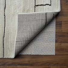 style selections rug pad common 5 x 7 actual 4 67 ft