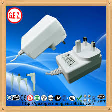 Ac Adapter Plug Size Chart Battery Charger Output 220v Dc 12v 5w Dc Power Plug Size