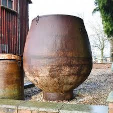 giant antique rustic grain