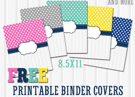create binder cover 150 free unique creative binder cover templates utemplates