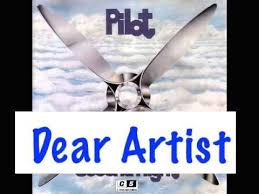 Pilot Dear Artist Youtube