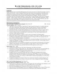 Entry Level Police Officer Resume Bestresume Com