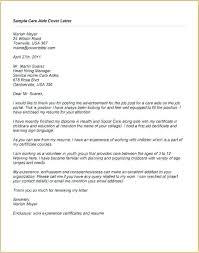 Home Care Aide Cover Letter Frankiechannel Com