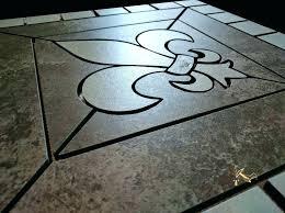 tile medallions square ceramic tile floor medallion