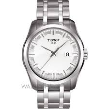 "men s tissot couturier watch t0354101103100 watch shop comâ""¢ mens tissot couturier watch t0354101103100"