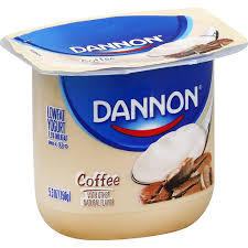 Treat yourself to the smooth texture and creamy taste of dannon whole* milk plain yogurt. Dannon Yogurt Lowfat Coffee Yogurt Foodtown
