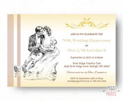 anniversary dinner party invitation wording