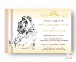 anniversary dinner party invitation wording