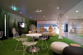 cool office decor. Contemporary Office Cool Office Design With Creative Interior And Modern Furniture For Relaxing  Time In Decor Q