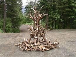 deer horn chandelier kit how to make a deer horn chandelier antler horn chandelier iron candle chandelier antler ceiling light