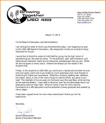 Ideas Of Resignation Letter Due To Spouse Relocation Template In