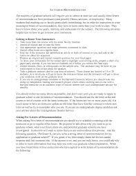 Sample School Recommendation Letter Grad School Recommendation Letter Samples From Employer 22