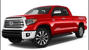 2018 Toyota Tundra TRD sets a new Truck Standard ! Ford F-150 is ...