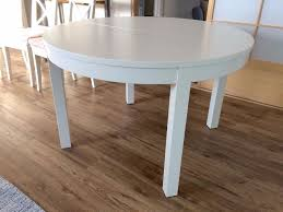 round white dining table. White Extending Dining Tables Image Collections Table Ideas Round
