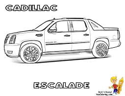 These Are Cool Car Coloring Pages