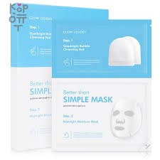 Glow Loudey Better Than Simple Mask - <b>2</b>-<b>х ступенчатая маска</b> для ...