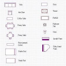 floor plan symbols bathroom. Interesting Bathroom Diagram Floor Plan Furniture Icons Diagram Free Engine And Symbols Bathroom N