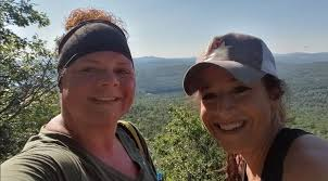 Hiking 23.4 Miles in One Day for Make a Wish Maine