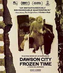 dawson city frozen time blu ray