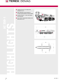 Index Of Images Crane Rental Load Charts Hydro Terex Demag