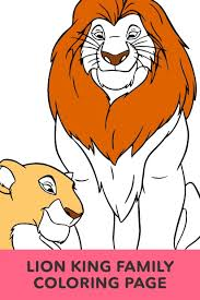 Simba simba is a cheerful and feisty lion cub, the son of mufasa and sarabi, scar's nephew, nala's mate. The Lion King Coloring Pages Disney Lol