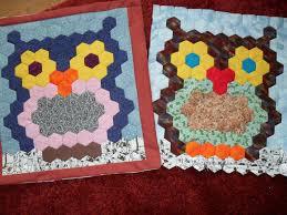 Cute owl quilt | Quilting | Pinterest | Owl quilts, Owl and Paper ... & Cute owl quilt Adamdwight.com