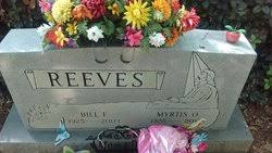 Myrtis Maunee Reeves (1925-2012) - Find A Grave Memorial