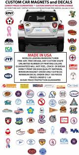 Car Magnets Magnet For Automobile Car Magnet Printing For
