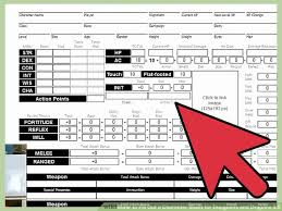 dnd 3 5 character sheet how to fill out a character sheet for dungeons and dragons 3 5