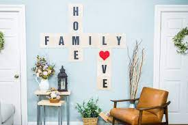 Use this order method if you have your own puzzle layout and wish to upload it. How To Diy Crossword Wall Art