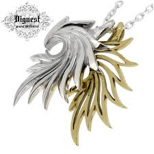free dignest dig nist tribal phoenix necklace silver necklace chain with pendant