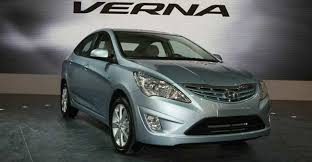 new car launches in january indiaNew Hyundai Verna facelift to be launched in January 2015  Auto