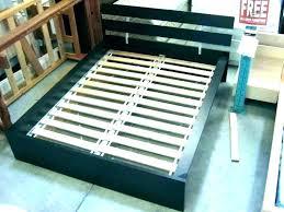 handy living queen wood slat bed frame – sureplumb.info