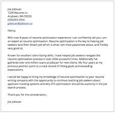 How To Write A Cover Letter For A Dream Job Cover Letter Examples