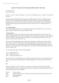 Best Ideas Of Cover Letter For Fresh Business Graduate Application