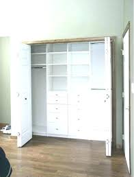 reach build a closet kit kitchen in organizer small ideas 9 storage for closets with sliding