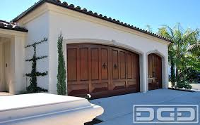 dynamic garage doorsMediterranean Revival 15  Custom Architectural Garage Door