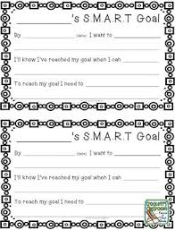 best student goal settings ideas goal setting   bie goals setting for kids