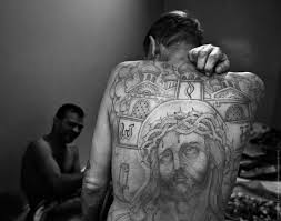 86289 тату с христианской символикой