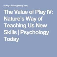essay on importance of sports in our life why playing games are the value of play iv nature s way of teaching us new skills psychology today