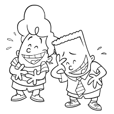 20 Captain Underpants Coloring Pages Printable Free Coloring Pages