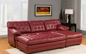 7 best red leather sofa reviews in 2017 2489