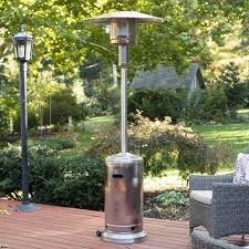 output stainless patio heater: quick view fire sense stainless steel patio heater   off