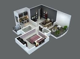 one bedroom house plans. Small One Bedroom House Plans And Designs For In With Apartment . 7