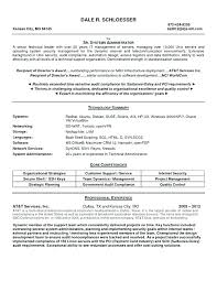 Sample Resume For Experienced System Administrator Best of Network Administrator Sample Resume Pdf Komphelpspro
